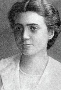 Lucja Frey, 1919