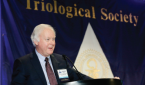 Charles Beatty, MD, president of the Triological Society
