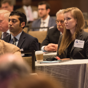 More than 500 physicians attended this year's Combined Sections Meeting.