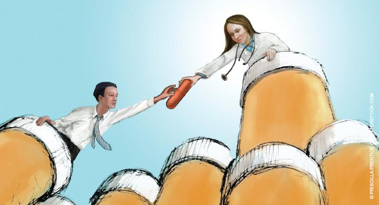 What Otolaryngologists Should Consider When Prescribing Opioids