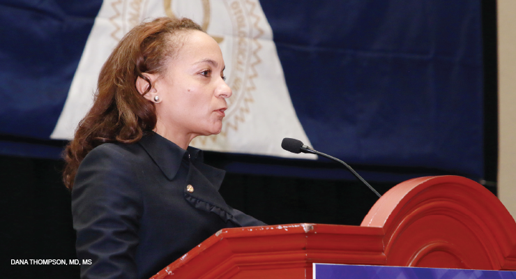 Dana Thompson, MD, Addresses Bias and Diversity in Otolaryngology