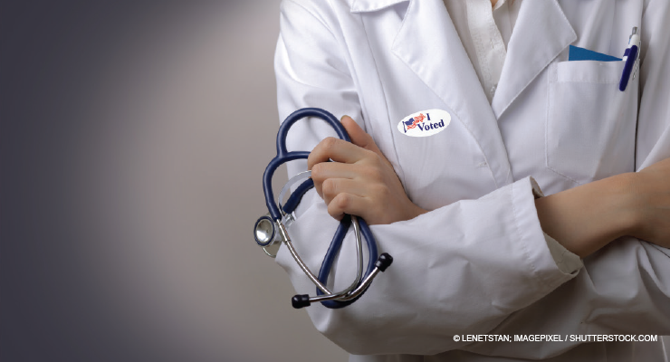Election Participation among Physicians Lower Than General Public