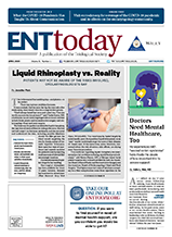 ENTtoday: Vol 15 – No 04 – April 2020