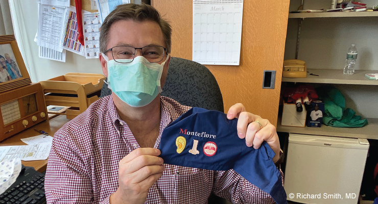 A Doctor Tells His Story of Battling Coronavirus and Practicing Otolaryngology in NY