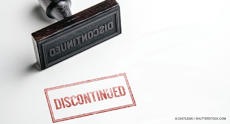 Here Today, Gone Tomorrow: What to Do When Trusted Medical Products Get Discontinued