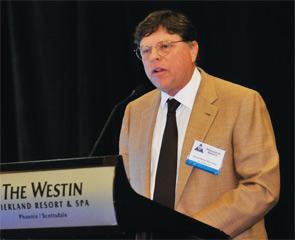 Triologocal Society, President Gerald Berke, MD.