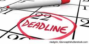 Key Deadlines
